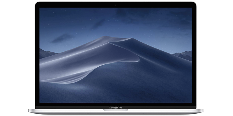 apple macbook pro 15 with touch bar
