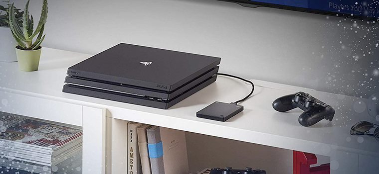 The Best External Hard Drives for PS4 to Buy in 2021